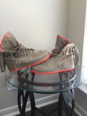 "Nike Air Force 1's SF ""Khaki /peach"" for Sale in Atlanta, GA"