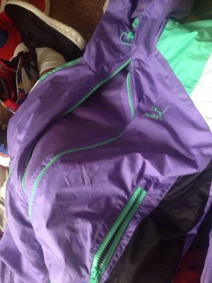 Puma jacket size Medium Men for Sale in Detroit, MI