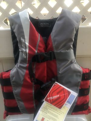 Stearns Flotation Vest (2 available)- Brand New for Sale in Mililani, HI