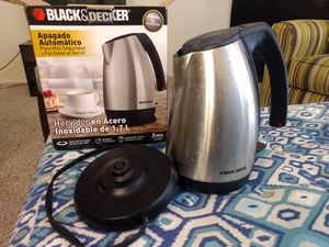 Stainless steel kettle, water heater for Sale in San Diego, CA