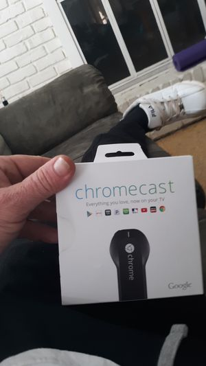 Google chromecast for Sale in Childersburg, AL