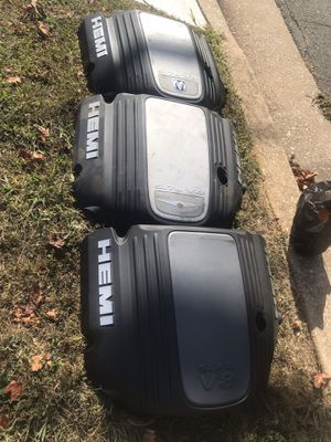 """Various Dodge/Chrysler parts, Hemi heads 20"""" tires for Sale in Baltimore, MD"""