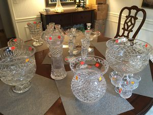 Waterford Crystal for Sale in Sammamish, WA