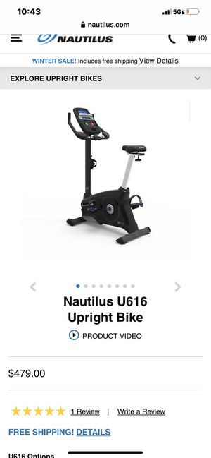 Exercise bike for Sale in Columbus, OH