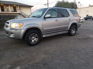 2007 toyota sequoia 99k for Sale in Long Beach, CA