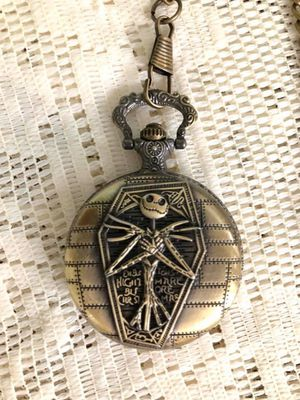 The Nightmare Before Christmas Pocket Watch for Sale in Harrisburg, PA