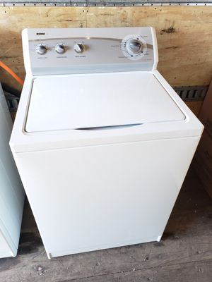 Kenmore washer like new for Sale in Andover, MA