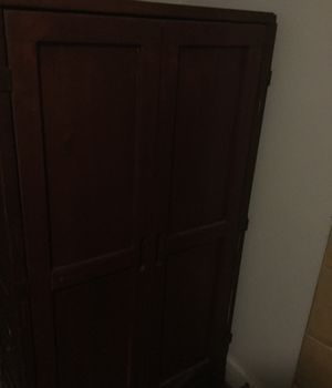 Antique cabinet/ delivery available for Sale in Raleigh, NC