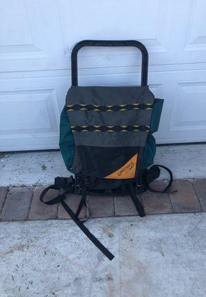 Camp trails scout external frame camping hiking backpack for Sale in Denville, NJ
