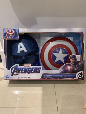 Marvel Avengers Captain America Roleplay Set for Sale in Miami, FL