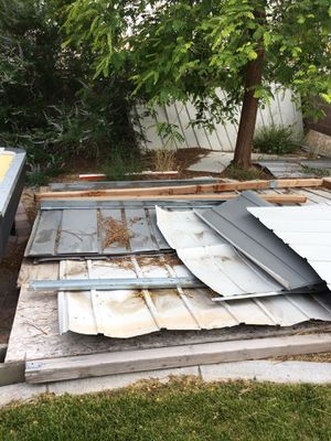 Metal Shed-10x14 with Foundation for Sale in Henderson, NV