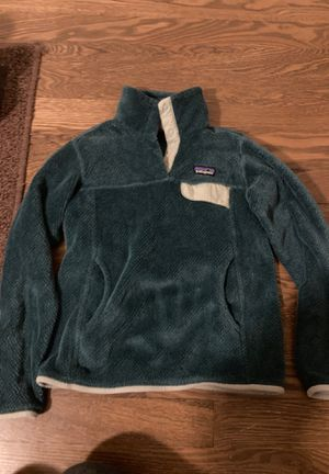 Patagonia Pullover Jacket for Sale in Woodinville, WA