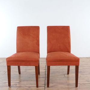 Pair of Parkwood Brick Parsons Chairs (1029254) for Sale in South San Francisco, CA