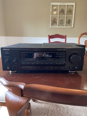 Kenwood Audio-Video Stereo Receiver for Sale in Plymouth, MI