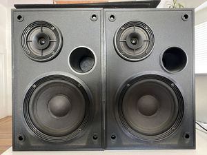 Bose Interaudio 2000 bookcase speakers (pair) for Sale in Torrance, CA