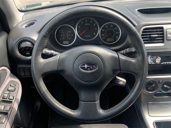 2007 Subaru Impreza Sedan