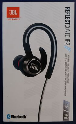 JBL Reflect Contour 2 Wireless Earphones Brand New for Sale in Los Angeles,  CA
