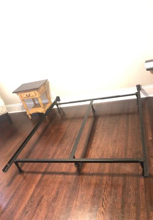 Queen/king bed frame for Sale in Landis, NC