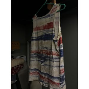Vintage Rugged Paintstroke Stylish Tank Top size M for Sale in Tempe, AZ