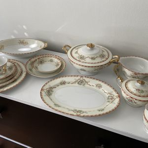 Vintage Bone China - Full Service for Sale in Ardmore, PA