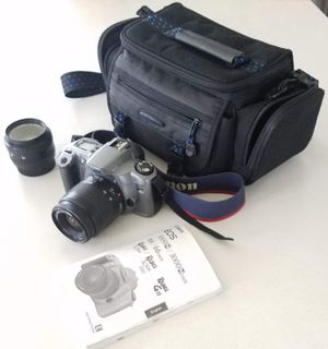 Canon EOS Rebel GII Film Camera with 2nd lens & Case for Sale in Worthington, OH