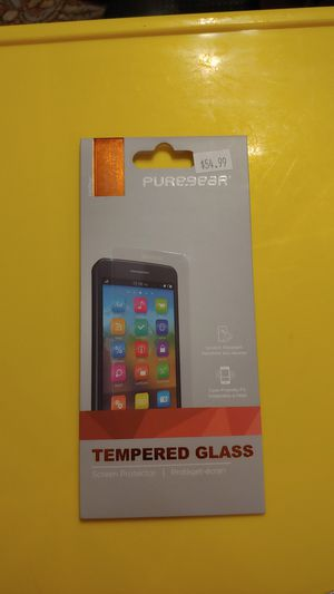Puregear Hd Tempered Glass Screen Protector For Samsung Galaxy J3 for Sale in Forest City, PA