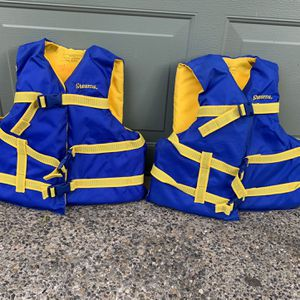 Life Jackets for Sale in Tacoma, WA