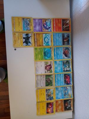 16 Pokemon Card Collectible Cards for Sale in San Diego, CA