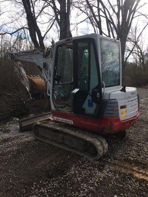 Mini Excavator for Sale in Franklin, TN