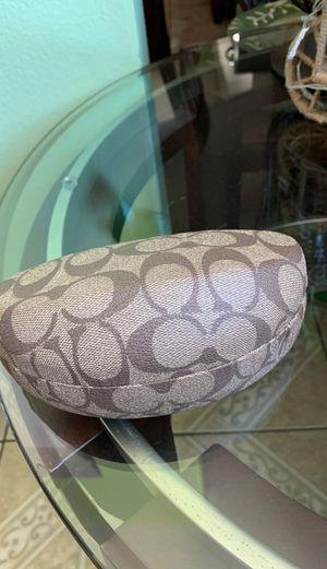 Coach sunglasses case for Sale in Vallejo, CA