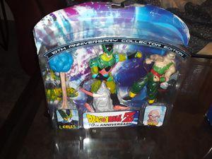 Dragonball z 10th anniversary collector edition for Sale in Brandon, FL