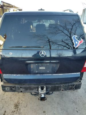 $$2004 MERCEDES ML320 PARTS$$ for Sale in Houston, TX