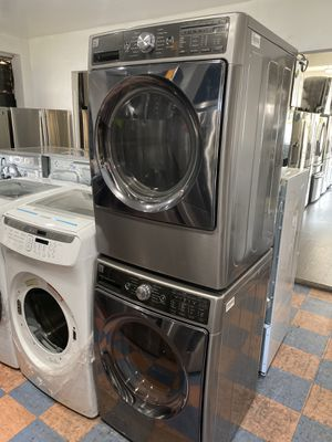 KENMORE HE FRONT LOAD WASHER AND DRYER SET for Sale in Orange, CA