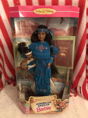 American Indian Barbie for Sale in Miami, FL