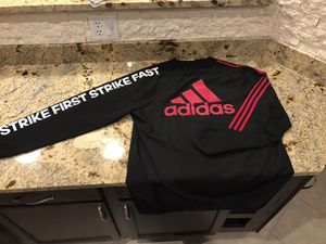 Adidas x kith NYC Woven training pullover for Sale in Orlando, FL