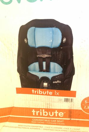 Brand new Evenflo Tribute LX Carseat *unopened* for Sale in Covington, GA