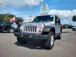 2009 Jeep Wrangler for Sale in Lakeland, FL