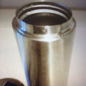 Stainless steel mug with lid for Sale in Shorewood, IL