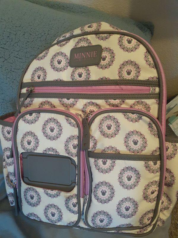 Disney diaper bag/back pack