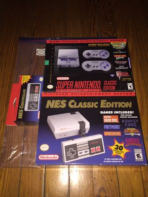 Super Nintendo Entertainment System Donkey Kong Trilogy + Super Mario World + New accessories PLEASE READ THE DESCRIPTION BEFORE CMESSAGING ME for Sale in Chicago, IL