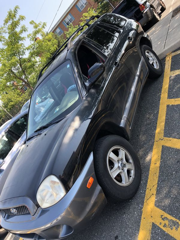 2004 Hyundai Santa Fe for sale