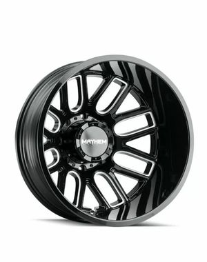 "Mayhem Cogent 22"" Dually Wheels Chevy Dodge Ram GMC 3500 Ford F350 F450 Tires Available FINANCING Available. for Sale in Bellflower, CA"