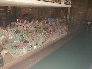 Blown glass figurines for Sale in Reedley, CA