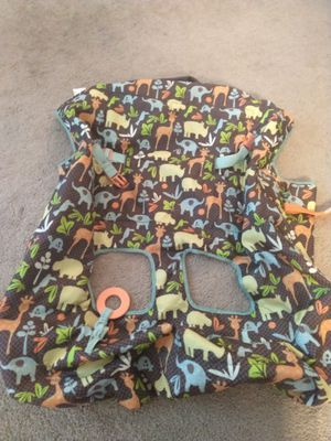 Infantino shopping cart / high chair cover for Sale in Mountain View, CA