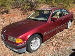 1994 BMW 318is Calypsorot Metallic for Sale in Bassett, VA