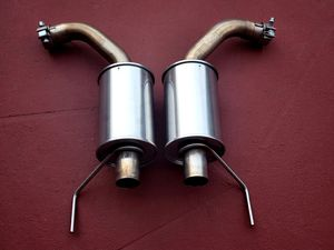 (15-17) Mustang V6 Roush Axle-Back Exhaust for Sale in Cypress Gardens, FL