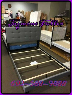 Queen bed frame for Sale in Glendale, AZ