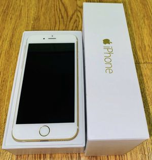 Gold iPhone 6S factory unlocked for AT&T T-Mobile metro cricket Verizon Sprint boost/worldwide FIRM@150$ NO OFFERS for Sale in Las Vegas, NV