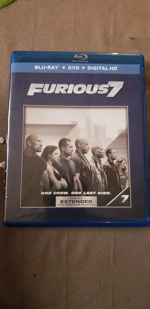 Furious 7 for Sale in Wenatchee, WA