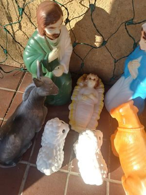 Nativity set for Sale in Ceres, CA